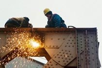 Демонтажные работы с металлическими конструкциями в Прокопьевске