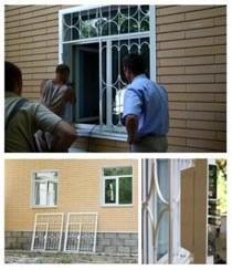 Установка решеток в Прокопьевске