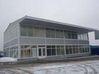 Построить торговые павильоны г.Прокопьевск